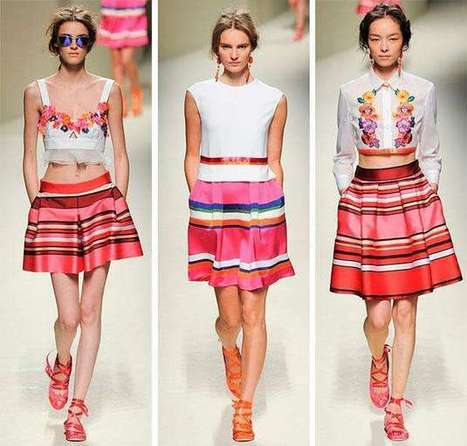 Fashion Trends for Summer 2014 | Summer 2014 Fashions - Ranker | Best of Fashion 2013 | Scoop.it