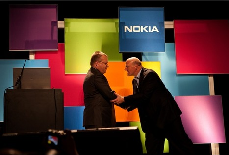 Sep 2013: Microsoft buys Nokia | A Year in 12 Posts | Scoop.it