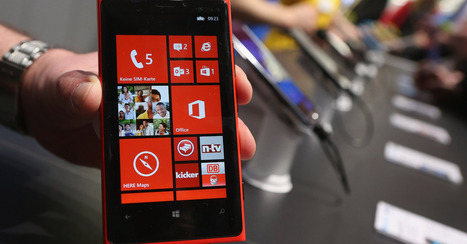 Nokia Sells Record 8.8 Million Lumia Smartphones in Q3 | What is next after Long Term Evolution technology? | Scoop.it