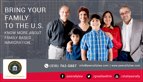Family Based Immigration Lawyers | Visas for Spouses, Children, and Parents | Best Immigration Law Firm | Scoop.it