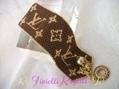 Bracciale a fascia in peyote ispirato a Luis Vuitton | ZenRo Web Design Portfolio | Scoop.it