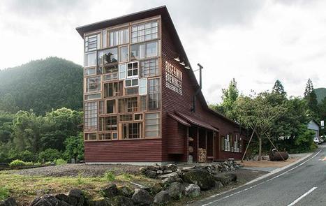 El increíble bar japonés construido con residuos reciclados | De #Residuos y la #EconomíaCircular... | Scoop.it