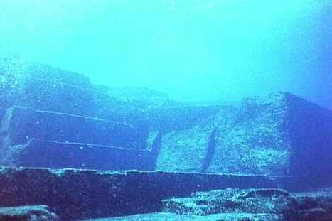 Yonaguni Pyramid | Histories Mysteries | Scoop.it