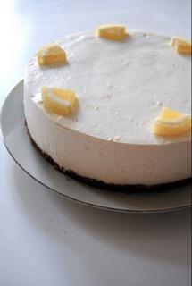 Projekt Puderzucker: Lemon NY Cheesecake | Brownies, Muffins, Cheesecake & andere Leckereien | Scoop.it