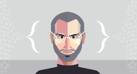 How Steve Jobs Fouled Up Presentations For The Rest of Us | Leadership in education | Scoop.it