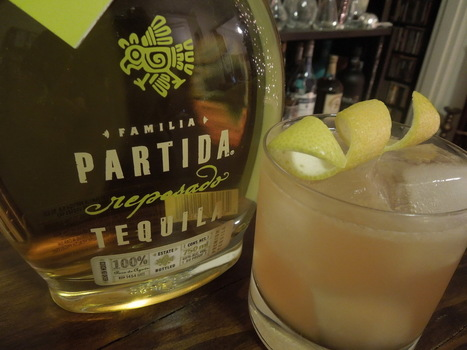 Partida Tequila's Honey Sour by Jacques Bezuidenhout.   Tequila   Scoop.it