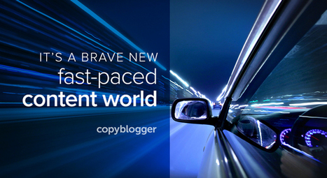 6 Easy Ways to Adapt Your Writing Style to the New World of Content Consumption - Copyblogger   Great Blogging Tips   Scoop.it