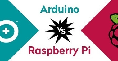 Arduino vs Raspberry PI ?! | NodeME | Raspberry Pi | Scoop.it