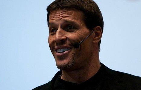 6 Insights From Tony Robbins That Will Change Your Sales Game | Social Selling:  with a focus on building business relationships online | Scoop.it