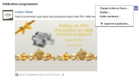 Modifier les publications programmées - Pierre Legeay | Webmarketing | Scoop.it