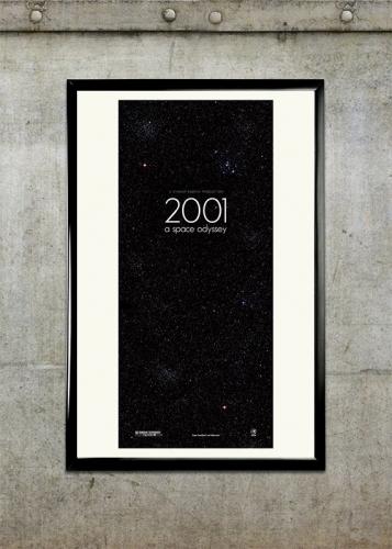 Des affiches de films minimalistes | SocialWebBusiness | Scoop.it