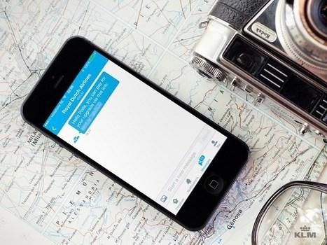 KLM : les voyageurs d'affaires peuvent payer leur billet sur Facebook et Twitter   Travel Industry   Scoop.it