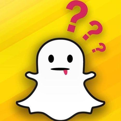 Snapchat Blames Victims In Nude Photo Leak | MarketingHits | Scoop.it