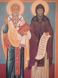 "The Ironic Catholic: Saints Cyril and Methodius: ""Still Waiting For Your Card"" 