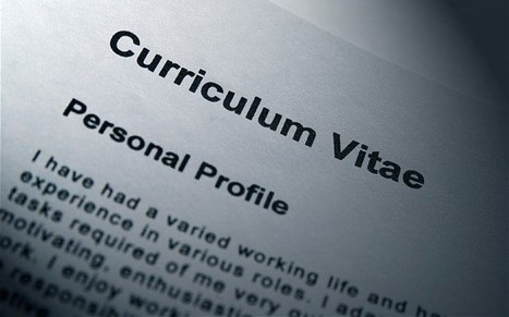A cover letter can be more important than your CV - Telegraph.co.uk | Professional CV | Scoop.it