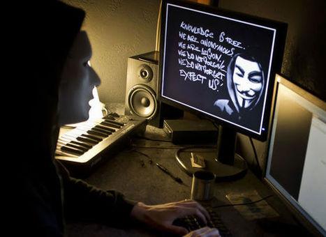 Les hackers d'Anonymous attaque le ministère français de la Défense | Cyber Defence | Scoop.it
