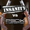 insanity and p90x