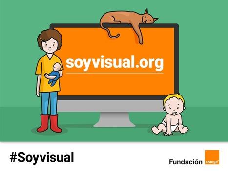 #Soyvisual es un Sistema de Comunicación Aumentativa de Fundación Orange   Atención a la diversidad   Scoop.it