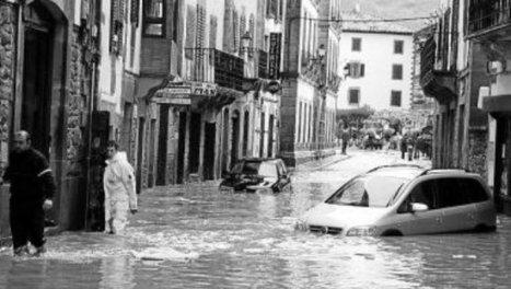 Las catástrofes y emergencias, a debate en unas jornadas del Ateneo Navarro   Ordenación del Territorio   Scoop.it