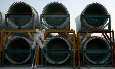Chinese wind-turbine firm charged with stealing US trade secrets | Sustain Our Earth | Scoop.it