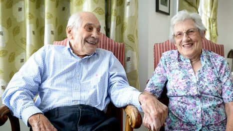 British Couple Could Be Oldest Newlyweds in the World | Estate and Retirement Planning | Scoop.it
