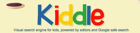 Kiddle - visual search engine for kids | K-12 Web Resources | Scoop.it