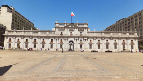 Plaza de Armas y La Moneda, Santiago. Huellas de la historia de Chile | Universo de Viajes | Scoop.it
