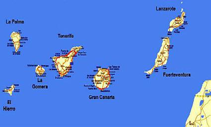 Petrolio estratto alle Canarie, ma la popolazione non vuole - TuttoGreen   Fuerteventura   Scoop.it