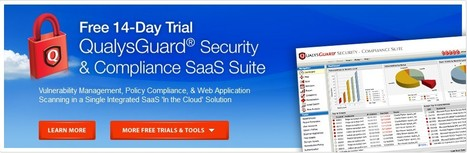 QualysGuard Security & Compliance Suite - 14-Day Free Trial | ICT Security Tools | Scoop.it