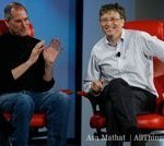 Bill Gates among mourners at Steve Jobs memorial - GeekWire | Microsoft | Scoop.it