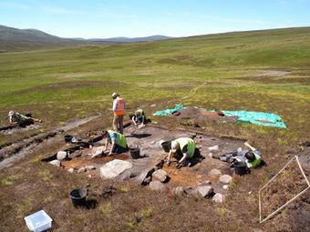 Human presence in Scotland earlier than thought | Histoire et archéologie des Celtes, Germains et peuples du Nord | Scoop.it