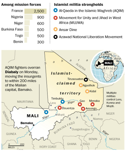 """The infographic that explains Mali's crisis 