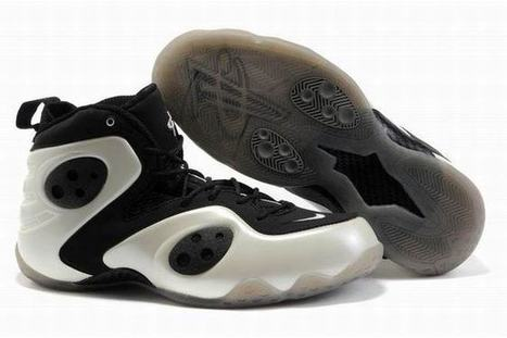silver black nike air zoom rookies cheap online | fashion collection | Scoop.it