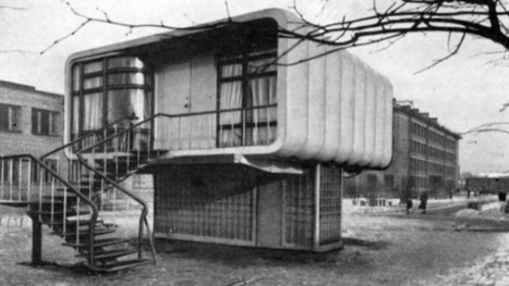 That Time Soviet Russia Built a House Entirely Out of Plastic | personalinterests | Scoop.it