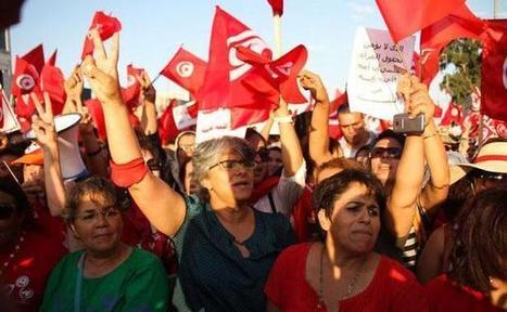 Tunisie: L'égalité hommes-femmes dans la Constitution, une exception dans le monde arabe | Isabelle Steyer Avocate | Scoop.it