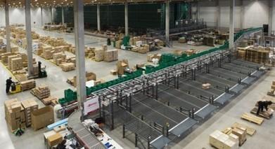 Egemin automatiseert nieuwe DC van Vandeputte | Logistiek.be | ICT bedrijfstechnologie | Scoop.it