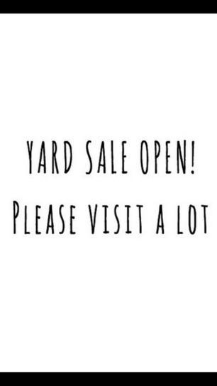 yard sale 10~50 L | Second Life | Scoop.it