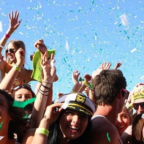 How Instagram Is Enhancing Summer's Biggest Music Festivals | Carter's EventTech of Tomorrow - That Matters. | Scoop.it