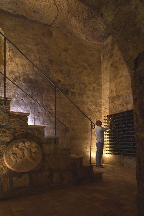Ngắm ngôi nhà cổ độc đáo có động ngầm tuyệt đẹp | Tạo dựng không gian đẹp | Scoop.it