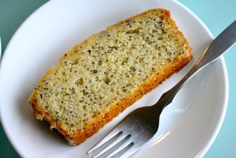 Olive Oil Citrus Poppyseed Loaf with Citrus Vanilla Glaze   Food for Foodies   Scoop.it