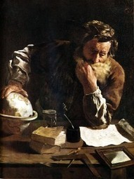 Archimède et la taille de l'Univers | 2013, année des Mathématiques ... | Sciences & Technology | Scoop.it
