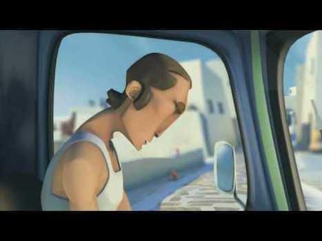 Oktapodi (2007) – Oscar 2009 Animated Short Film « Safegaard – Movie Theater   Machinimania   Scoop.it