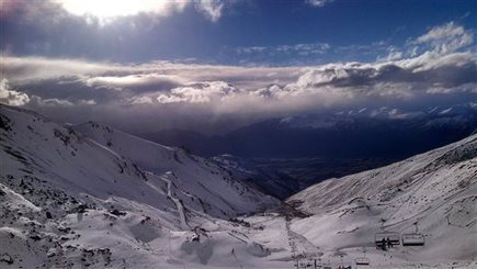 Missing from New Zealand's ski slopes? Snow | Sustain Our Earth | Scoop.it
