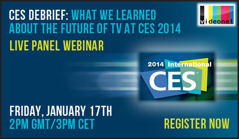 What we learned about the future of TV at CES 2014 | screen seriality | Scoop.it