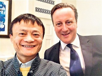 Who is Jack Ma, the man behind the largest ever tech IPO? | Telegraph | Public Relations & Social Media Insight | Scoop.it