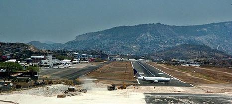 Preocupadas autoridades por la seguridad aérea de Honduras - La Tribuna.hn   Seguridad Aeronautica   Scoop.it