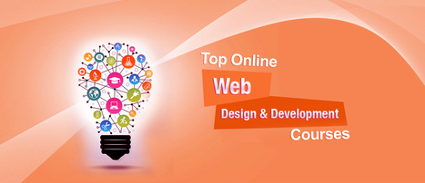 What Are The Best Online Web Development Courses? | Design Tips & Tricks | Scoop.it