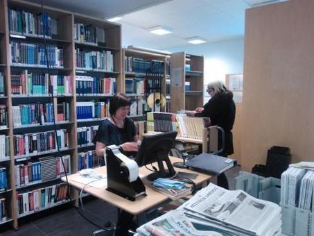 Tulevaisuuden oppimisen olohuone – kirjastosta oppimisympäristöksi | Kirjastorakennukset | Scoop.it