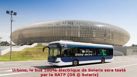 Bus électriques : la RATP va les tester avant d'effectuer des achats massifs | FNAUT Pays de la Loire | Scoop.it