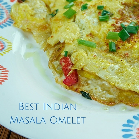 Best Indian Omelet Recipe | Best Easy Recipes | Scoop.it